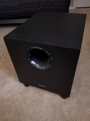 Onkyo 130w subwoofer for Sale in Round Rock, TX
