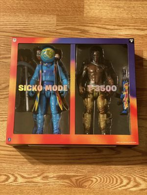 Travis Scott Action Figure Cactus Jack Merch for Sale in Redlands, CA