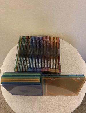 CD or DVD cases for Sale in San Bernardino, CA