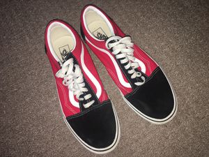 low top vans (size 12) for Sale in West Los Angeles, CA