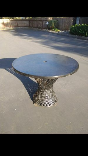 Outdoor dining table for Sale in Stockton, CA