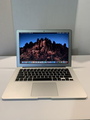Apple MacBook Air laptop year 2012| 13.3 Inches | i5 | 128SSD | 4GB | Battery + Charger | macOSX Mojave 10.14.6 for Sale in Miami, FL