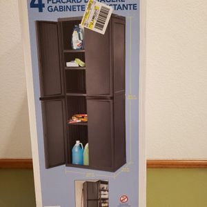 Shelf Cabinet New for Sale in Aurora, CO