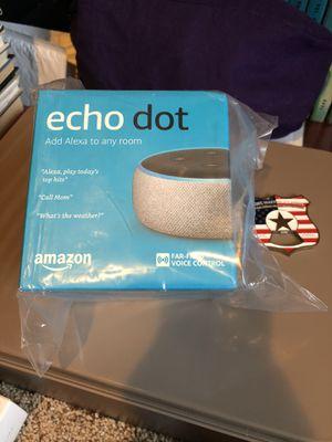Echo dot for Sale in Arlington, WA