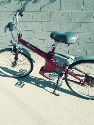 2002 LaFree Giant Sport electric bike for Sale in Upland, CA