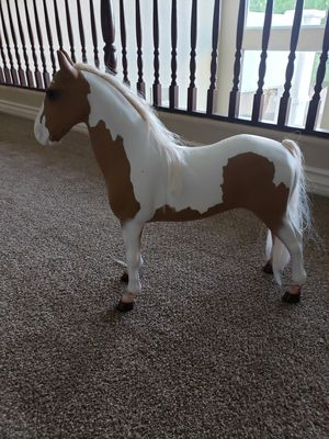 Toy horse for American Girl sized dolls for Sale in Moapa, NV