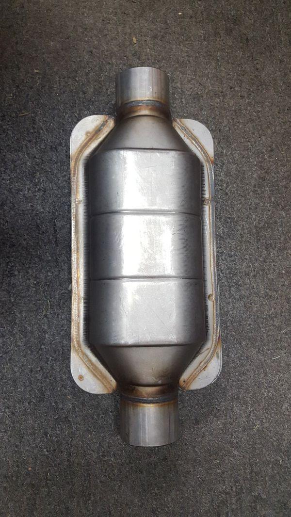 Mufflers, Resonators, Catalytic Converters, Flex Pipes, Glasspacks, Tips, Custom Bent Pipe, Exhaust Hangers....!!