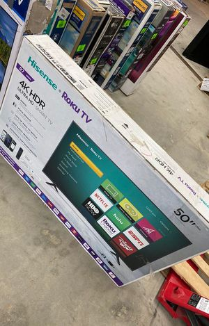 Hisense roku 50 inch tv 😎😎😎😎 IPXG for Sale in Long Beach, CA
