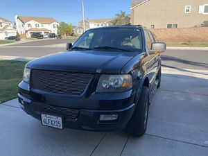 2004 Ford Expedition Eddie Bauer Edition for Sale in Temecula, CA