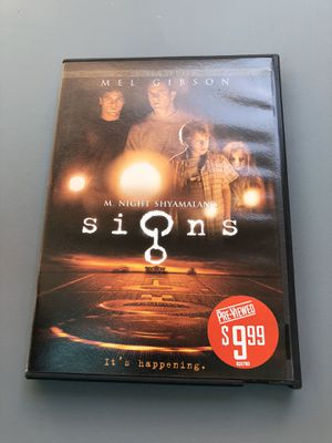 Signs on DVD for Sale in Pearland, TX