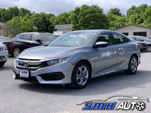 2018 Honda Civic LX for Sale in Frederick, MD