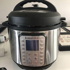 Instant Pot Duo Plus for Sale in Arlington, VA