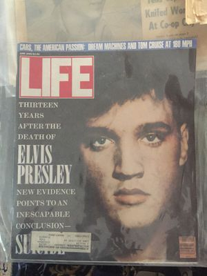 Elvis Presley memorabilia for Sale in Seymour, CT
