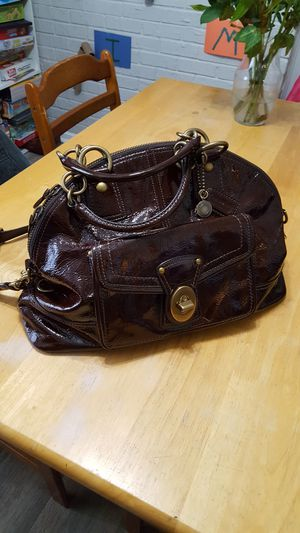 Coach purse (Francine; Legacy line) for Sale in Indianapolis, IN