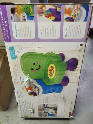 Fisher price laugh and learn seat for Sale in The Bronx, NY