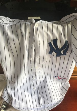 Authentic jersey #2 Jeter baseball Jersey for Sale in Nashville, TN