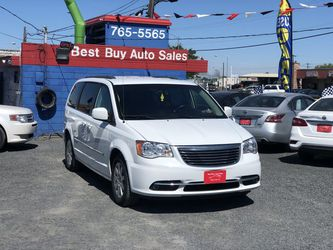 2015 Chrysler Town & Country for Sale in Moses Lake,  WA