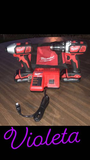 Milwaukee 2 tool combo for Sale in Compton, CA