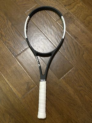 Wilson Pro Staff 97L tennis racket for Sale in Allen, TX