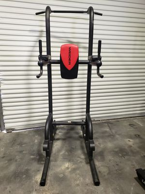 Weider power tower for Sale in Clearwater, FL