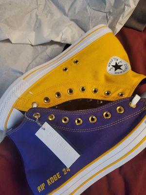 Converse ID custom RIP KoBe 24 kicks for Sale in Ontario, CA