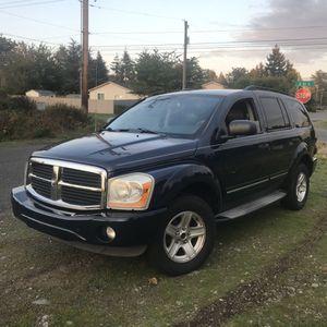 2005 Dodge Durango Limited for Sale in Tacoma, WA