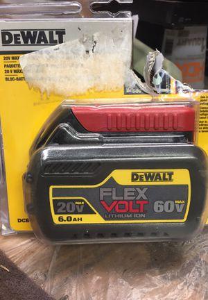 DeWalt Flex Volt 60V DCB606 for Sale in Garden Grove, CA