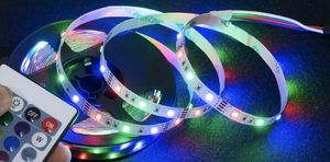 2 count 5 meter LED Strip Light USB 2835SMD DC5V for Sale in Gaithersburg, MD