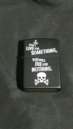 New Zippo Lighter made in USA for Sale in Pasadena, TX