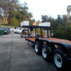 Bobcat equipment trailor for Sale in El Cajon, CA