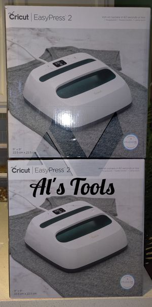 Cricut easypress 2 9 by 9 brand new each for Sale in Paramount, CA
