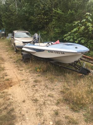 71'g3 ski boat for Sale in Port Orchard, WA