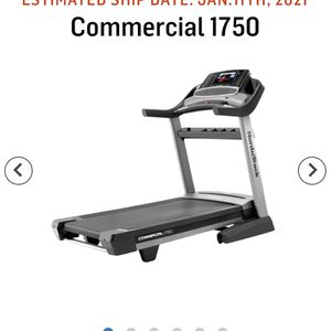 1750 NORDICTRACK TREADMILL for Sale in Los Angeles, CA