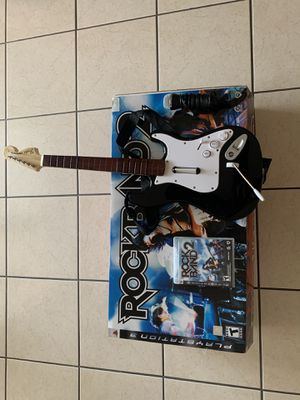 PS3 Rockband 2 complete for Sale in Miami, FL