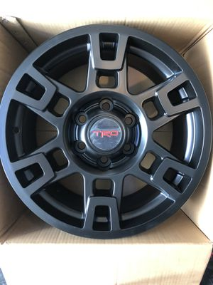 Toyota Tacoma TRD Rims for Sale in Ontario, CA