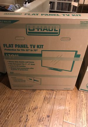 Moving/Storage TV box - 2 available for Sale in Bend, OR
