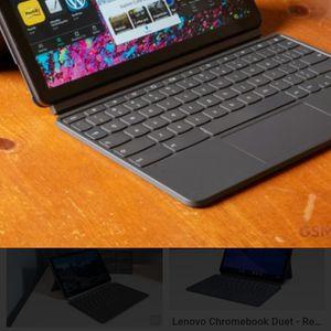 Lenovo Chromebook Touchscreen Tablet for Sale in North Las Vegas, NV