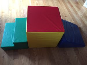 3 pieces foamnasium set for Sale in Bothell, WA
