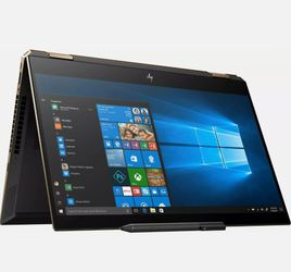 Like New In Box Mint HP Spectre X360 Intel i7-8565U 512GB 15.6 UHD Touch NVIDIA 2GB Laptop (HP Renewed) for Sale in Vista,  CA