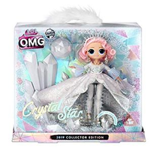 L.O.L. Surprise! O.M.G. Crystal Star 2019 Collector Edition Fashion Doll for Sale in Minneapolis, MN
