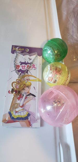 Sailor moon merchandise for Sale in Lakeside, CA