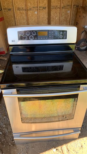 Range, LG Stainless steel for Sale in Vancouver, WA