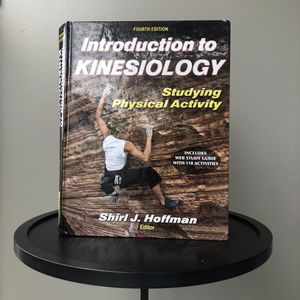 Introduction to Kinesiology by Shirl J Hoffman EXSC 241B Textbook for Sale in San Diego, CA