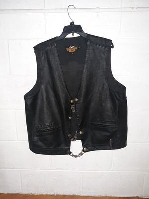 Harley Davidson sleeveless jacket for Sale in City of Industry, CA