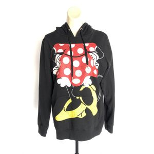 Minnie Mouse Hoodie With Minnie Ears Medium for Sale in Anaheim, CA