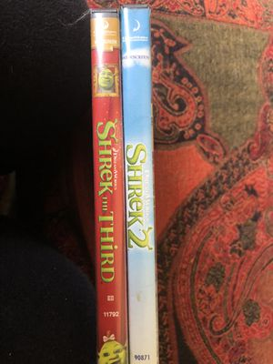 SHREK DVD's for Sale in Fort Lauderdale, FL