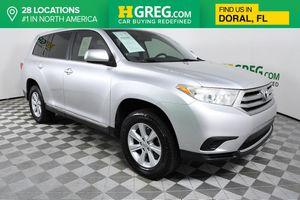 2013 Toyota Highlander for Sale in Doral, FL