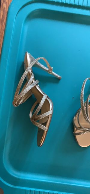 Betsy Johnson Glitter Heels for Sale in Randallstown, MD