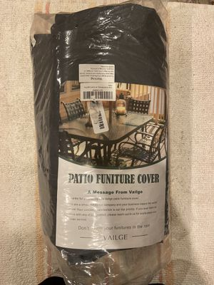 Vailge Patio Furniture Cover for Sale in Anaheim, CA