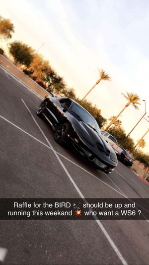 2000 Pontiac Firebird Trans am Ws6 Ls1 for Sale in Phoenix, AZ